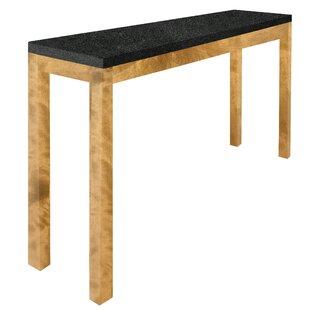 Sofa Table With Granite Top | Wayfair.ca