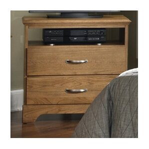 Sterling 2 Drawer Media Chest by Carolina Furniture Works, Inc.