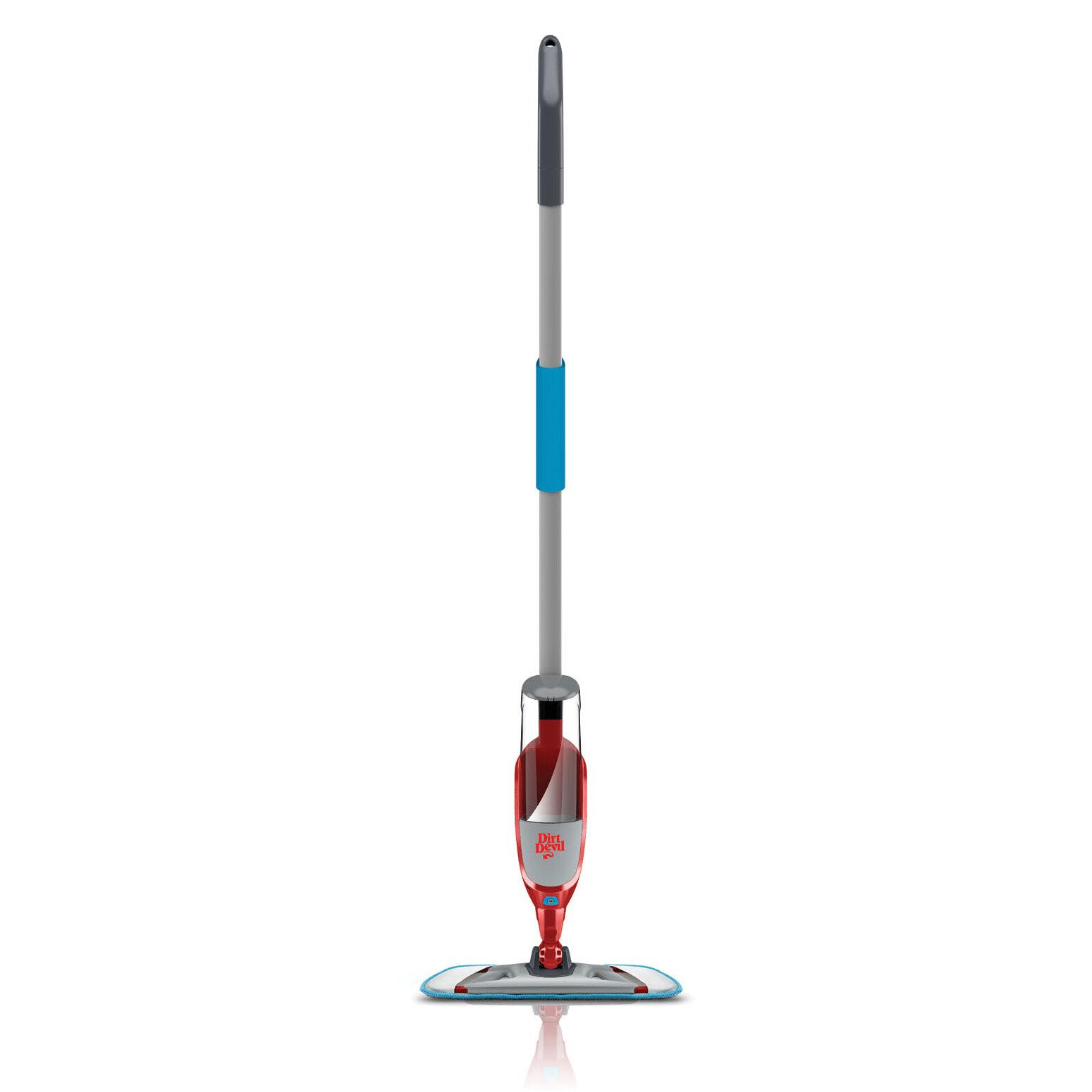 Dirt Devil Spray Mop Bagless Steam Cleaner With Swipe Bissell Carpet Parts Diagram Further Breeze Reviews Wayfair