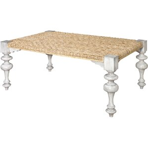 Alban Coffee Table by Rosecliff Heights