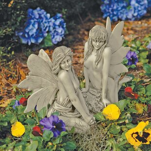 The Enchanted Garden Fairies Marilee Statue