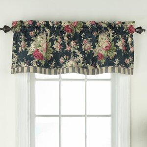 Sanctuary Rose Floral Valance