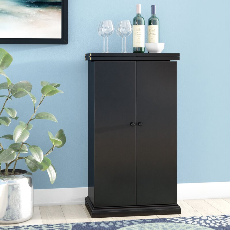 cantina cabinet and crate barrel bar reviews