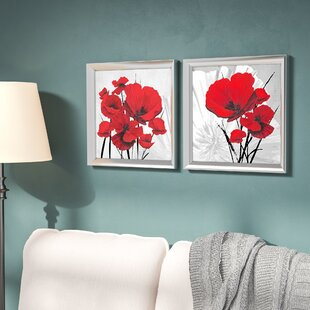 2 Piece Wall Art You\'ll Love | Wayfair