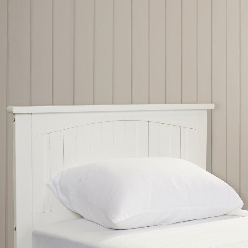 graham panel headboard reviews birch lane. Black Bedroom Furniture Sets. Home Design Ideas