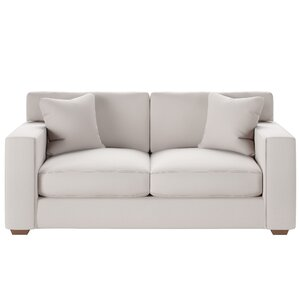 Wayfair Custom Upholstery? Zoe Loveseat Image