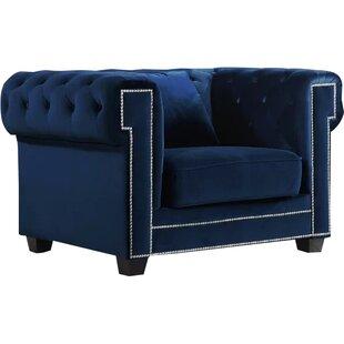 Wonderful Chesterfield Velvet Accent Chairs Youu0027ll Love | Wayfair