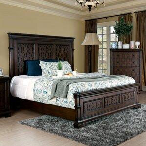 Hepscott Panel Bed by Astoria Grand