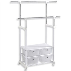 Kilian Adjustable Clothes Rail
