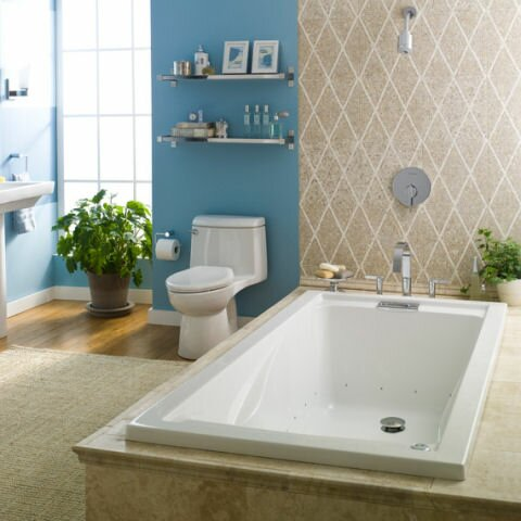 Bathroom Faucet Trim Kit american standard berwick volume bath/shower faucet trim kit