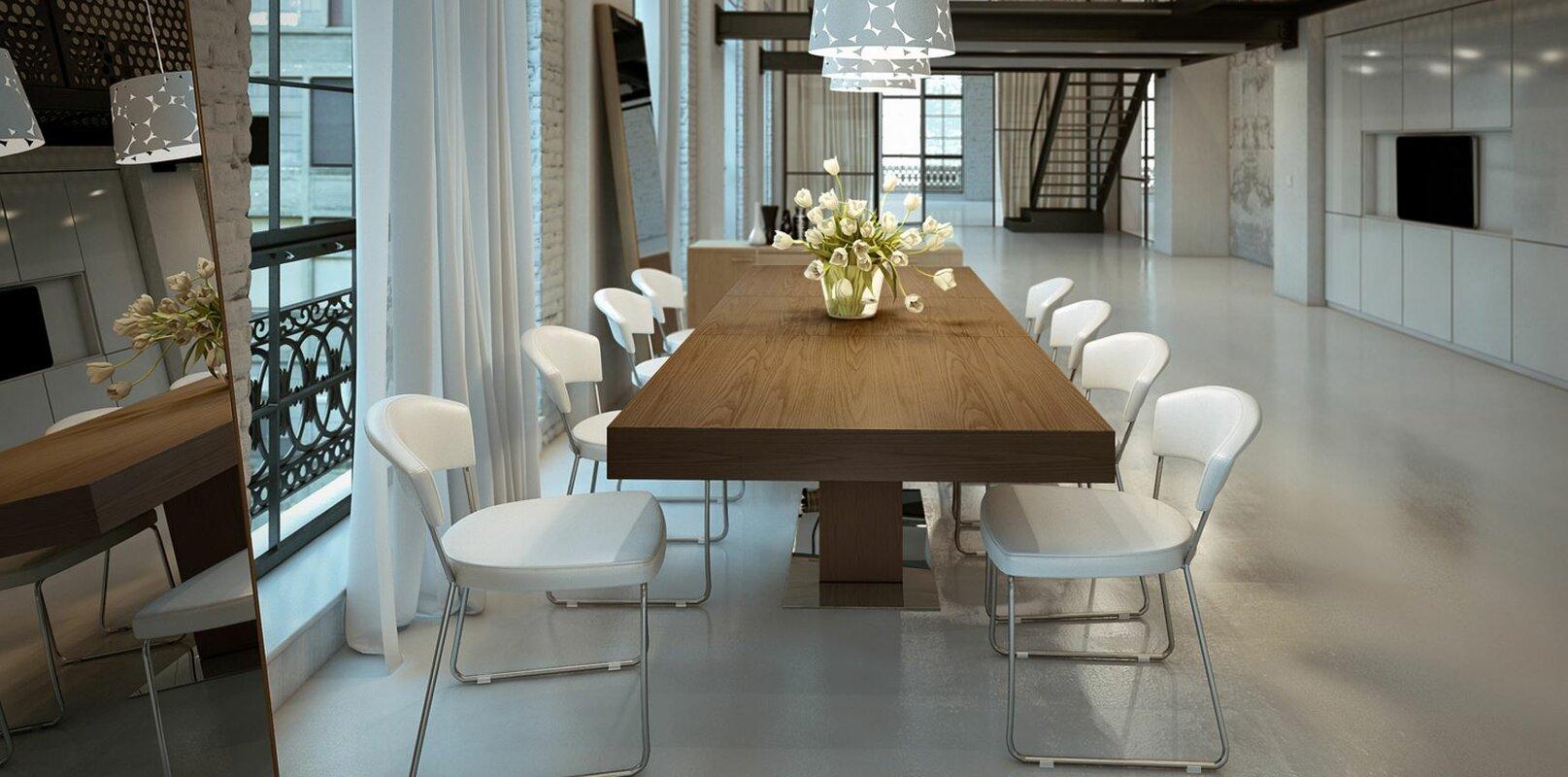 Astor Dining Table Amp Reviews Allmodern