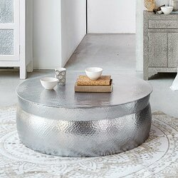 Attrayant Kasbah Hammered Coffee Table