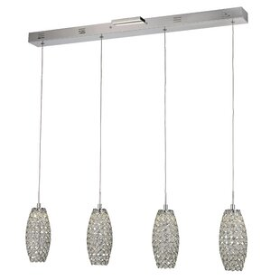 Kitchen Led Light Fixtures Wayfair - Kitchen island led lighting fixtures