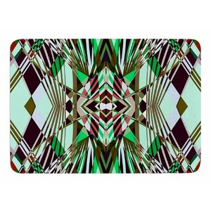 Sweeping Line Pattern I-E4B by Pia Schneider Bath Mat