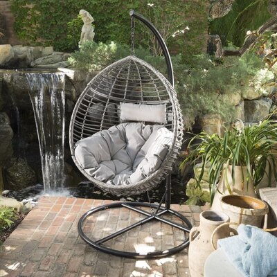 hammock chairs swing chairs you 39 ll love wayfair. Black Bedroom Furniture Sets. Home Design Ideas