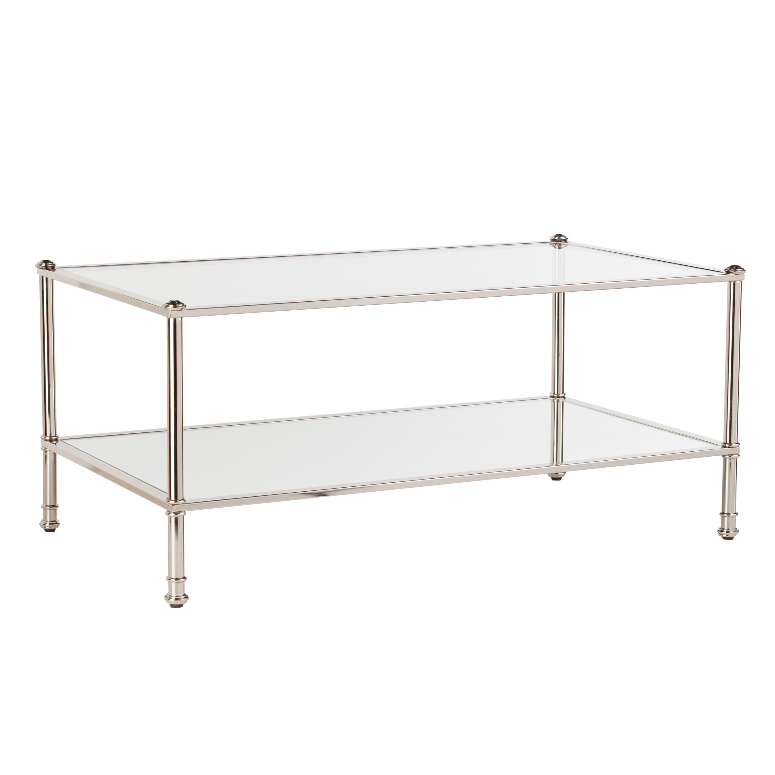 Wade Logan Atticus Coffee Table U0026 Reviews | Wayfair