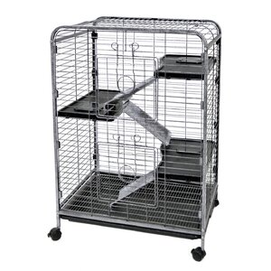 Home Sweet Home 4-Level Small Animal Cage