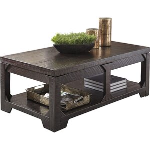 Distressed Finish Coffee Tables Youll Love Wayfair