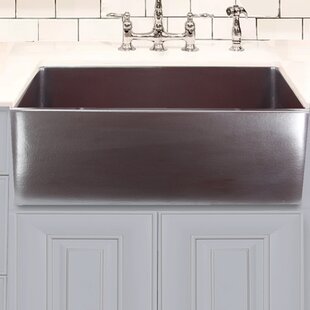 Vineyard 30 L X 20 W Farmhouse Kitchen Sink