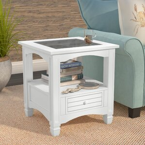 Wilmont End Table by Beachcrest Home