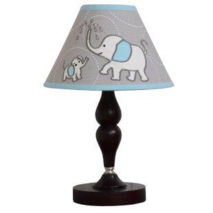 Blizzard Elephant Baby Nursery 10 Empire Lamp Shade