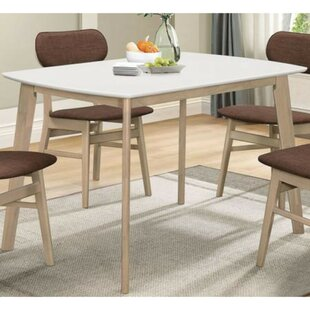 Macedonia Solid Wood Dining Table