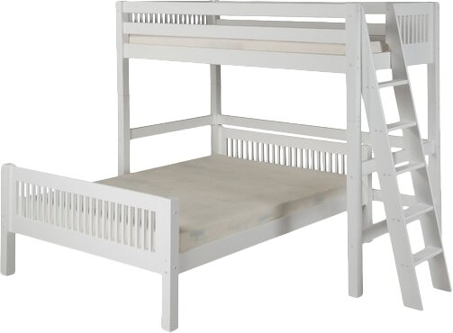 Isabelle Twin Over Full L Shaped Bunk Bed