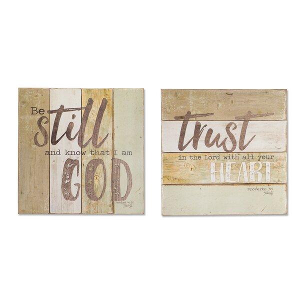 Wall Decor Bible Verse | Wayfair