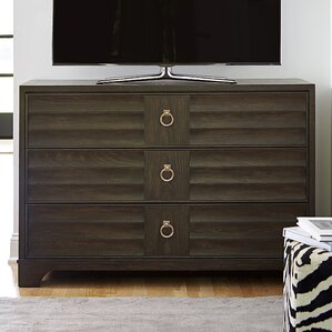 Dianna 3 Drawer TV armoire by Darby Home Co