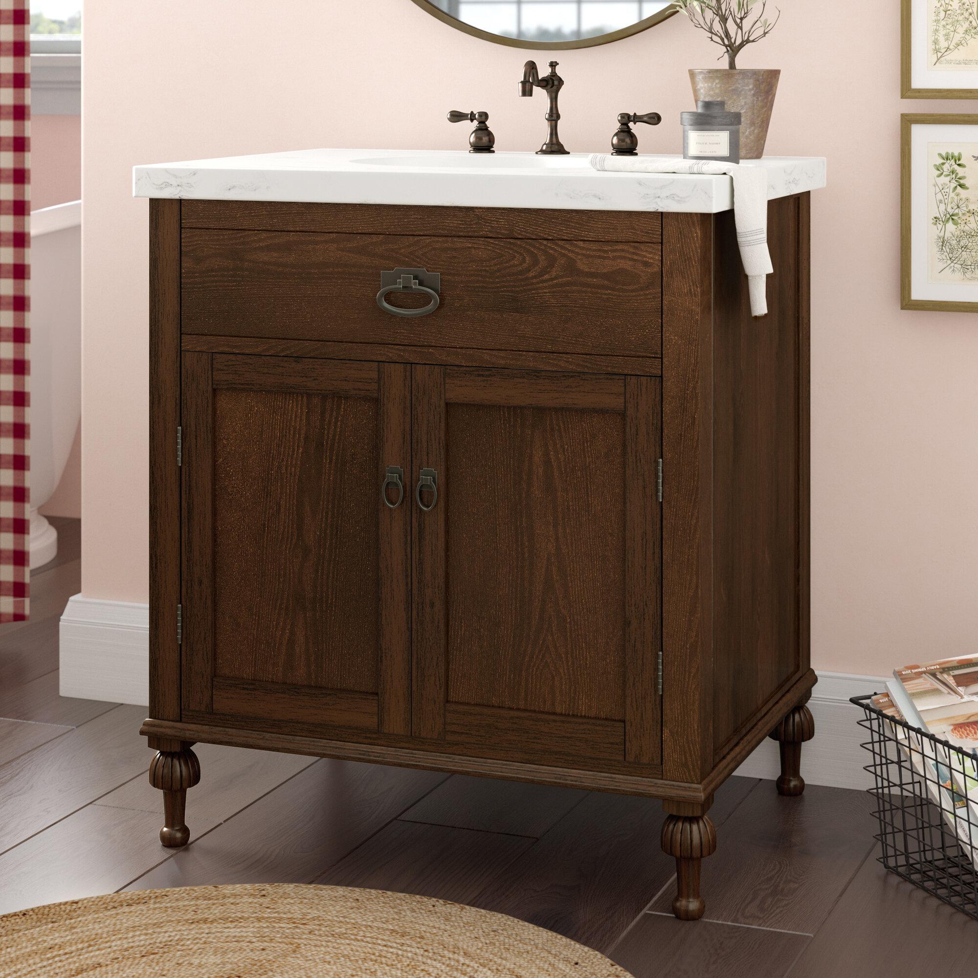 Complete Bathroom Vanity Sets