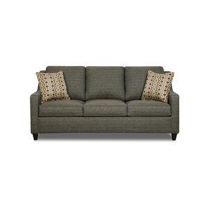 Simmons Upholstery Destin Sofa by World Mena..