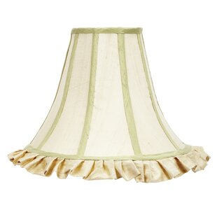 Small bell shaped lamp shades wayfair aloadofball Choice Image