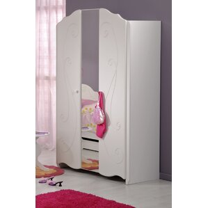 Cedar Grove 2 Door Armoire by Harriet Bee