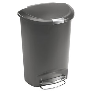 Kitchen Trash Cans Youll Love Wayfair