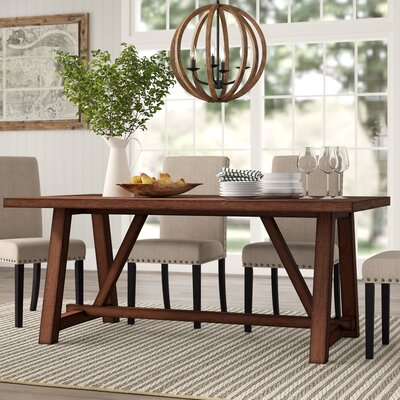 Rustic Amp Farmhouse Kitchen Amp Dining Tables You Ll Love