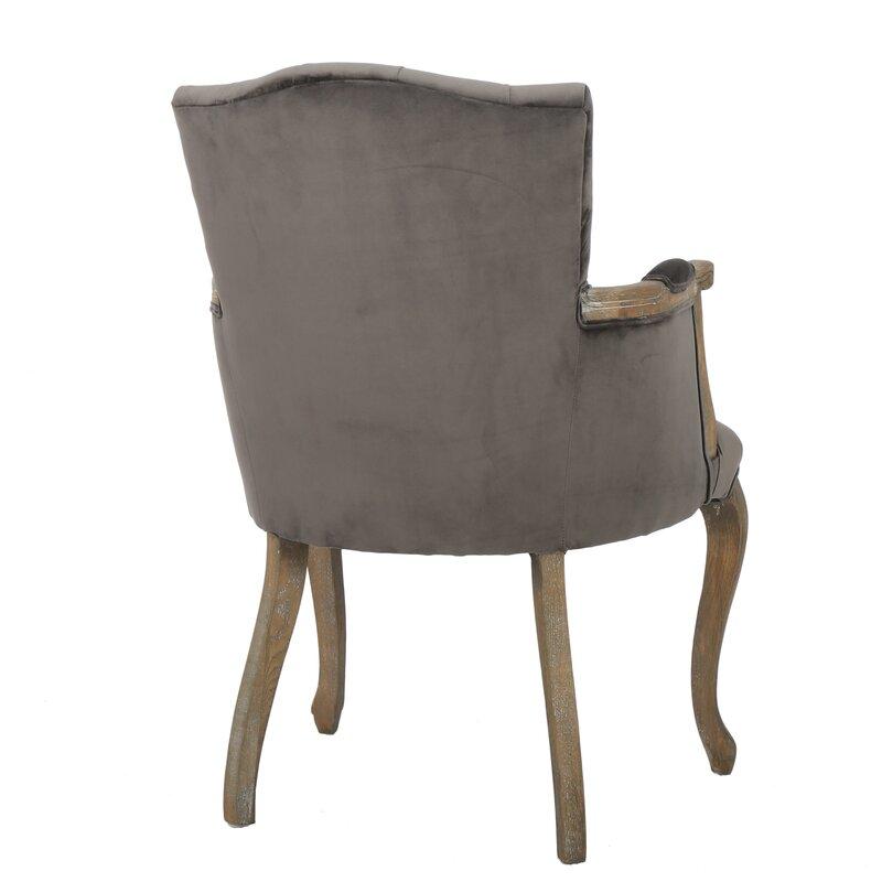 Barletta Velvet Arm Dining Chair amp Reviews Joss amp Main : BarlettaVelvetArmDiningChair from www.jossandmain.com size 800 x 800 jpeg 31kB