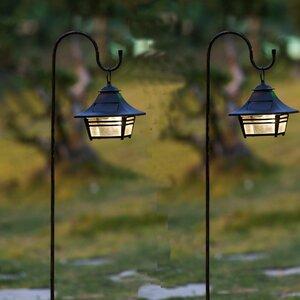 Hanging Solar 1-Light Pathway Light (Set of 2)