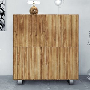 Highboard Steel von Castleton Home