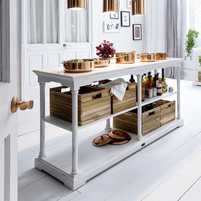 Laurel Foundry Velma Kitchen Island & Reviews