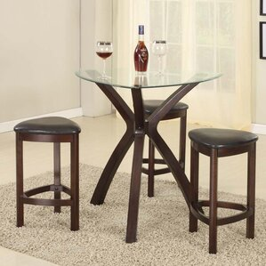 Modern Dining Room Sets Youll Love Wayfair - Bistro table sets for kitchen 16 excellent small bistro table set for
