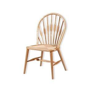 Wise Elder Solid Wood Dining Chair by Zen..