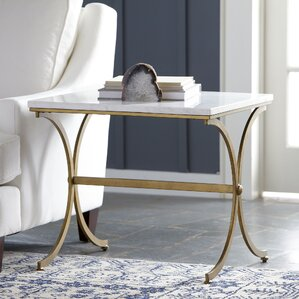 Dorsay Side Table by Lark Manor