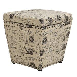 Cleo Storage Ottoman by Wildon Home ?