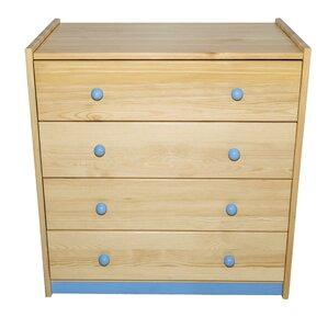 Cornell 4 Drawer Dresser