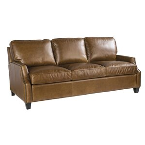 Anderson Leather Sofa by Palatial Furniture