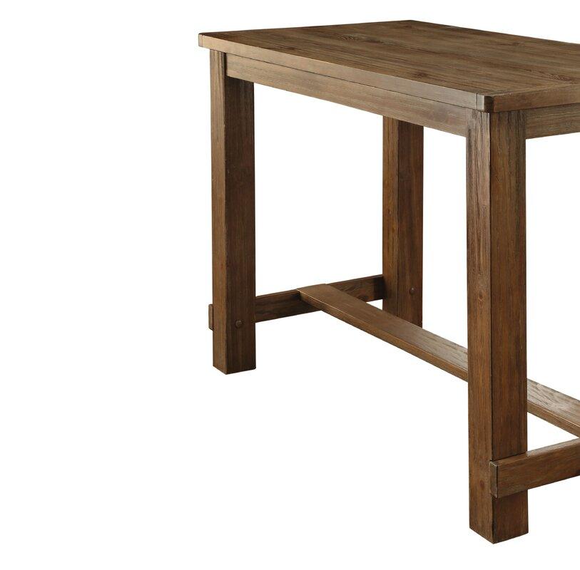 Lancaster 5 piece pub table set reviews joss main for Cie publication 85 table 2