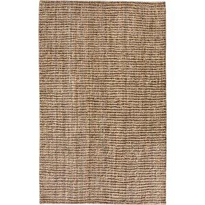 gaines handwoven brown area rug - Wayfaircom Rugs