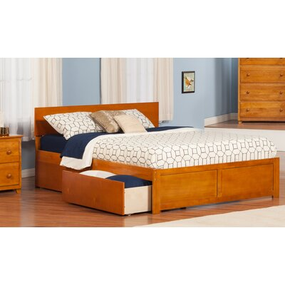 full double storage included beds you 39 ll love wayfair. Black Bedroom Furniture Sets. Home Design Ideas