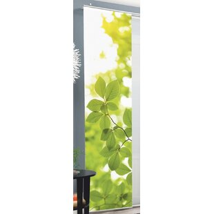 Leaf Room Darkening Panel Curtains