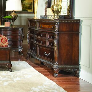 Chorleywood 10 Drawer Standard Dresser by Astoria Grand